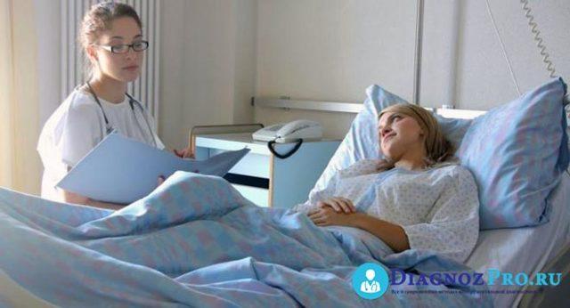 Восстановление после лапароскопии: осложнения, питание, зачатие