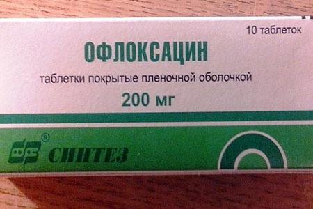 Антибиотики при воспалении яичников (оофорите)