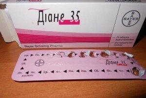 Утрожестан, Диане 35, Дюфастон и Ременс при поликистозе яичников