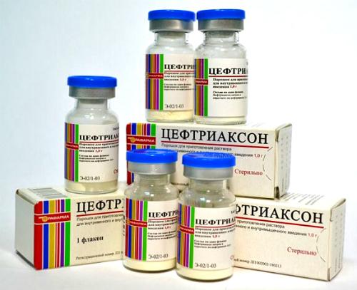 Антибиотик при воспалении яичников у женщин таблетки