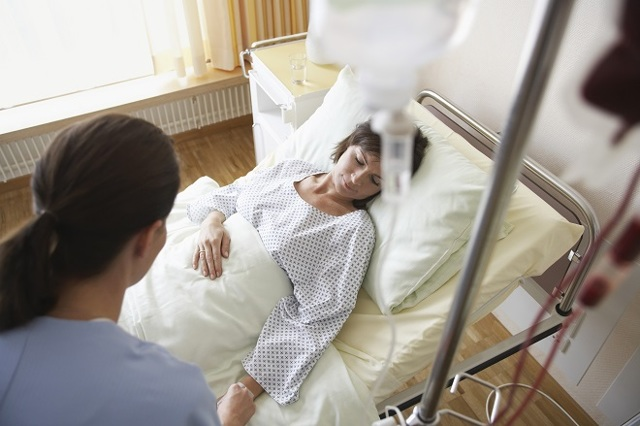 После операции по удалению матки и яичников дают инвалидность