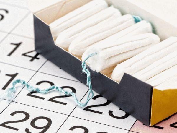 Месячные после выскабливания: сроки и характер выделений