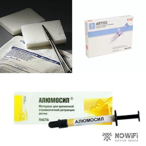 Кровоостанавливающие препараты при маточных кровотечениях