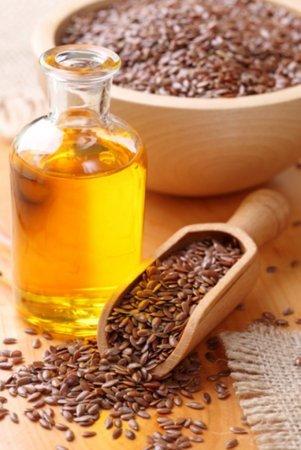 Льняное масло при климаксе: полезные свойства