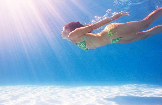 Можно ли купаться с тампоном во время месячных