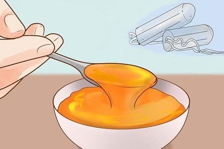 Тампоны с медом в гинекологии: показания, как сделать самой