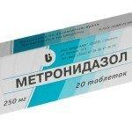 Метронидазол при месячных: можно пить или лучше отказаться