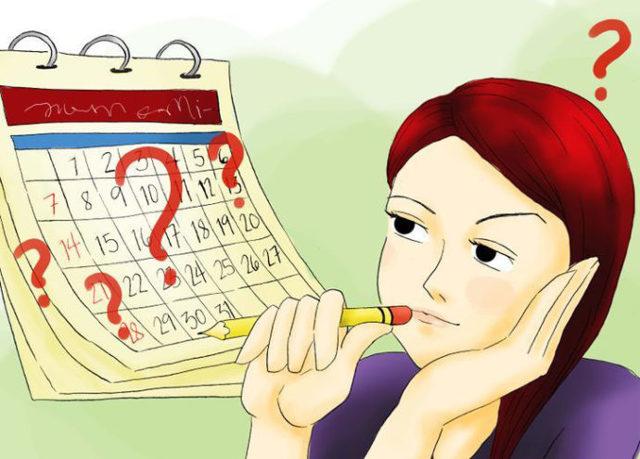 Месячные после прижигания эрозии шейки матки: сроки и характер