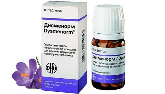 Препараты при нарушении менструационного цикла: виды
