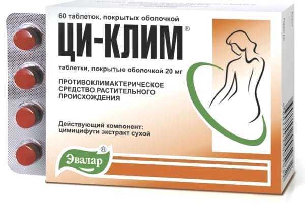 Препараты при климаксе негормональные: виды, применение
