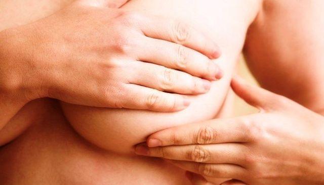 Грудь набухла после месячных: вероятные причины и лечение