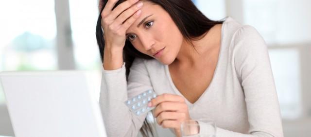 Скудные месячные после дюфастона: причины, диагностика