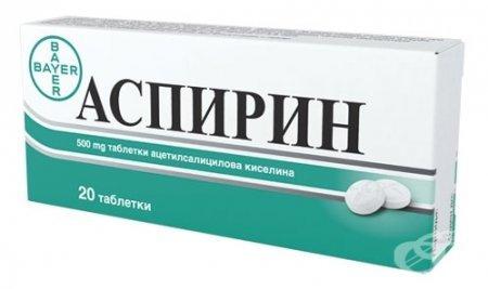 Аспирин при месячных: свойства препарата, польза и вред