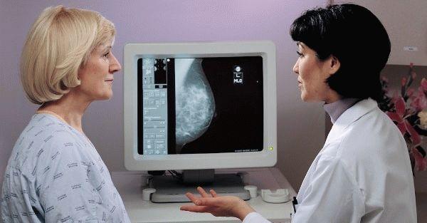 Можно ли делать маммографию во время месячных: кратко обо всем