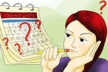 Сколько длятся у девушки месячные и менструальный цикл