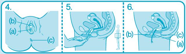 10 самых нужных секретов о тампонах: важные правила и особенности